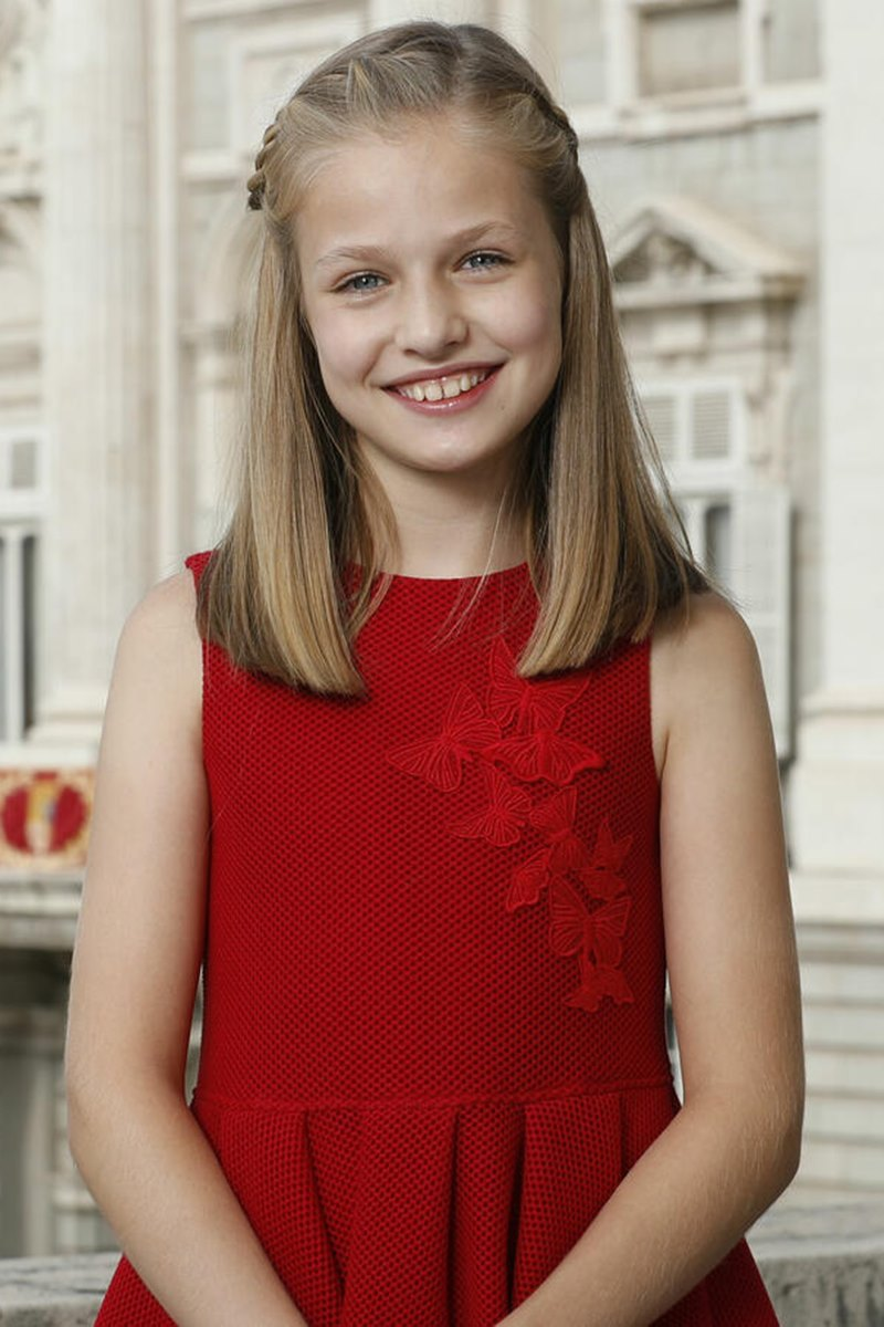 Princesa Leonor da Espanha