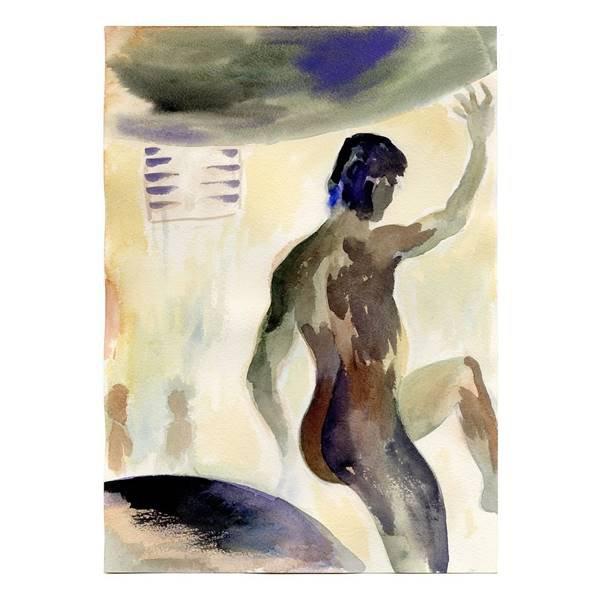 Pintura de Gus Van Sant