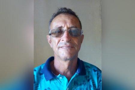 Ivan Oliveira, de 54 anos, descobriu ter hanseníase em outubro do ano passado