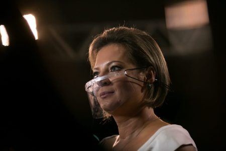 Joice Hasselmann debate candidatos prefeitura eleicoes sp 20205