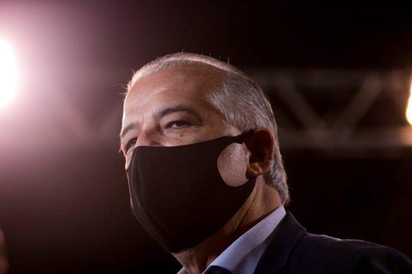 Márcio França debate candidatos prefeitura eleicoes sp 202019