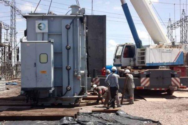 Transformador com mais de 100 toneladas será transportado para Macapá