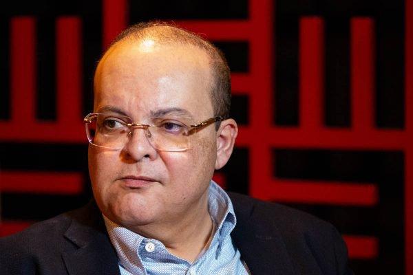 Governador Ibaneis Rocha concede entrevista para o portal Metrópoles
