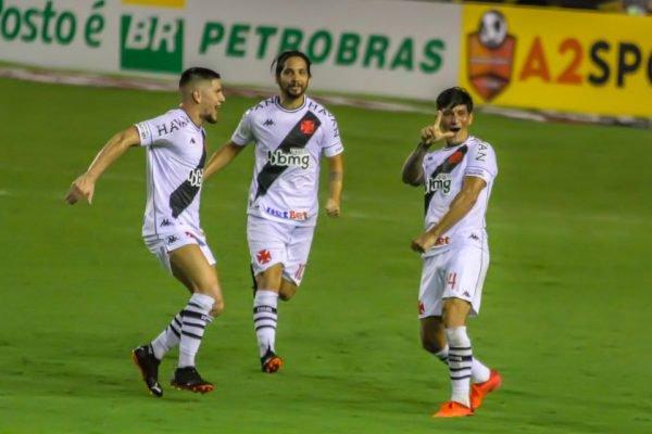 Vasco vence o Sport