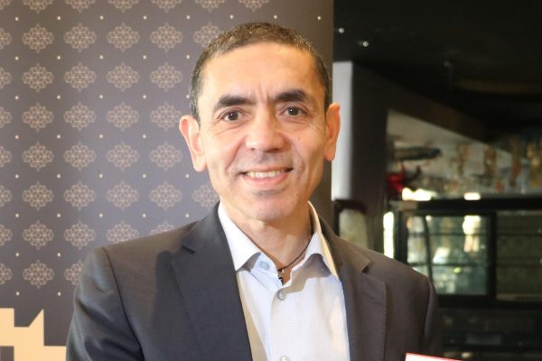 Ugur Sahin, CEO BioNTech