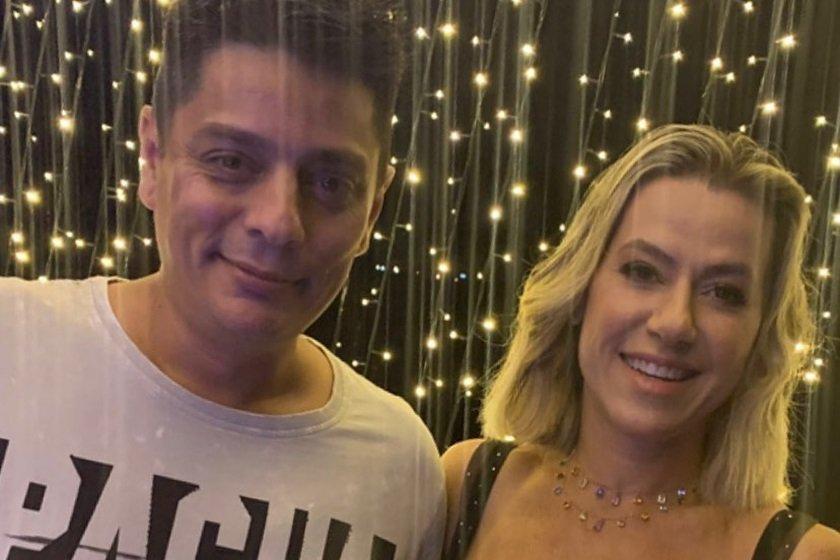 DJ Sony e Flávia Toledo