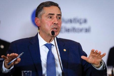 ministro TSE STF justica Luís Roberto Barroso eleicoes 20203