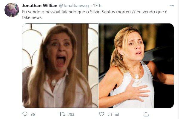 Silvio Santos meme