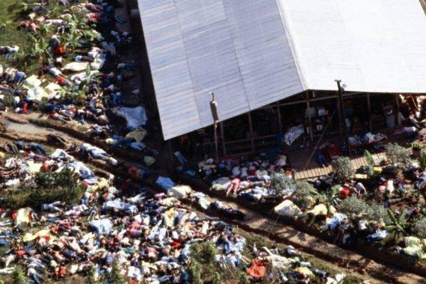 Jonestown, 18/11/1978