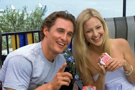 Kate Hudson e Matthew McConaughey