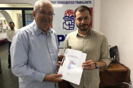 juliano medeiros psol e antonio neto pdt acordam apoio a boulos nas eleições de são paulo