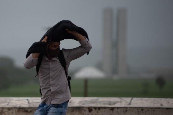 chuva brasilia quinta-feira (19/11)