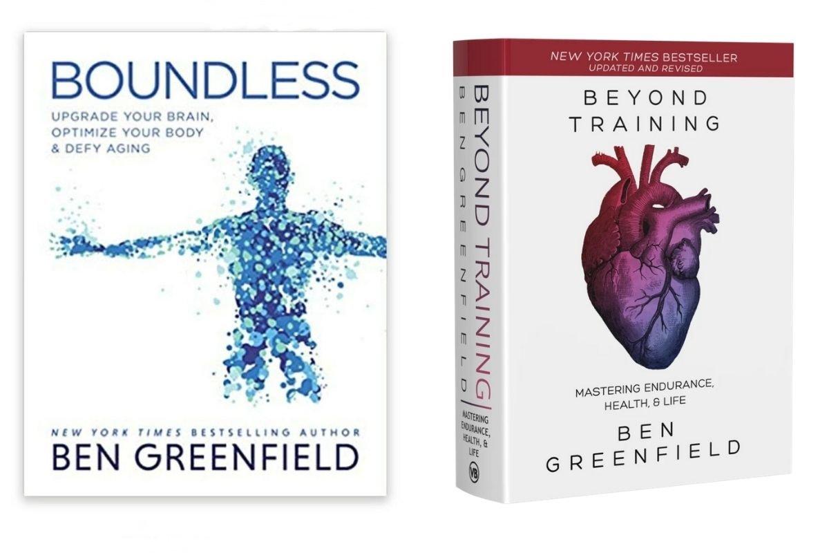 Livros Ben Greenfield