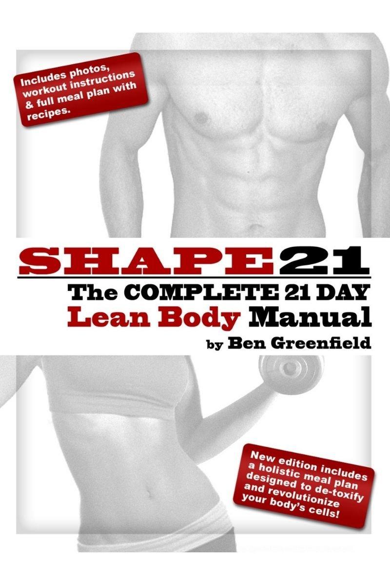 Livro Ben Greenfield