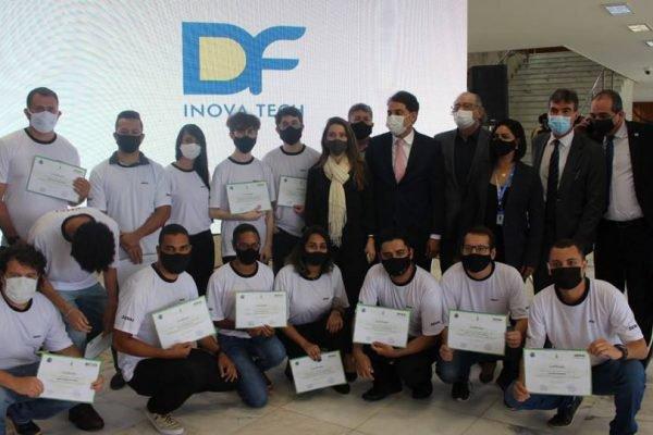 Formandos DF Inova Tech