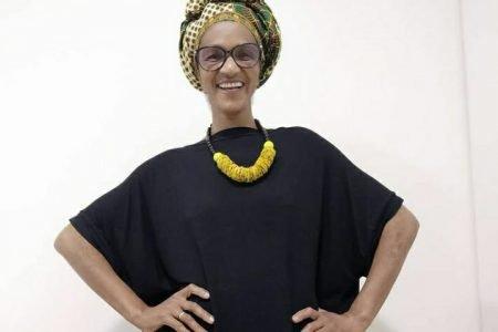 Vereadora de Joinville Ana Lúcia Martins, a primeira negra da história da cidade a ocupar a Câmara Municipal