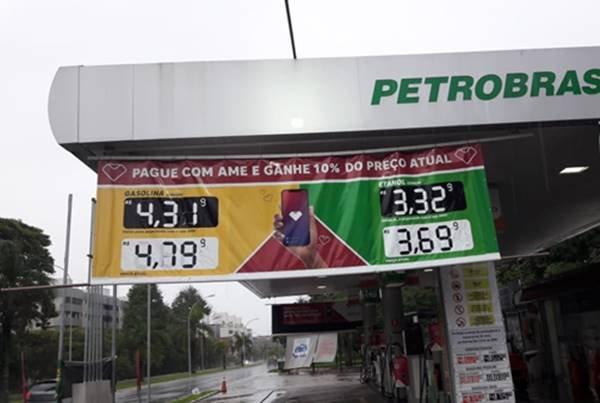 Preços combustível