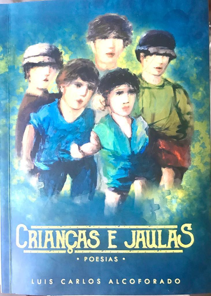 Livro Crianças e Jaulas
