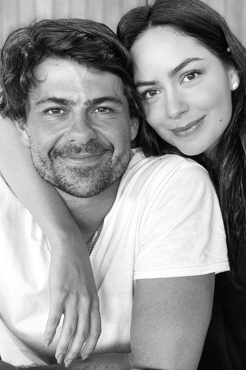 Rafael Luzzi e Luciana Tranchesi