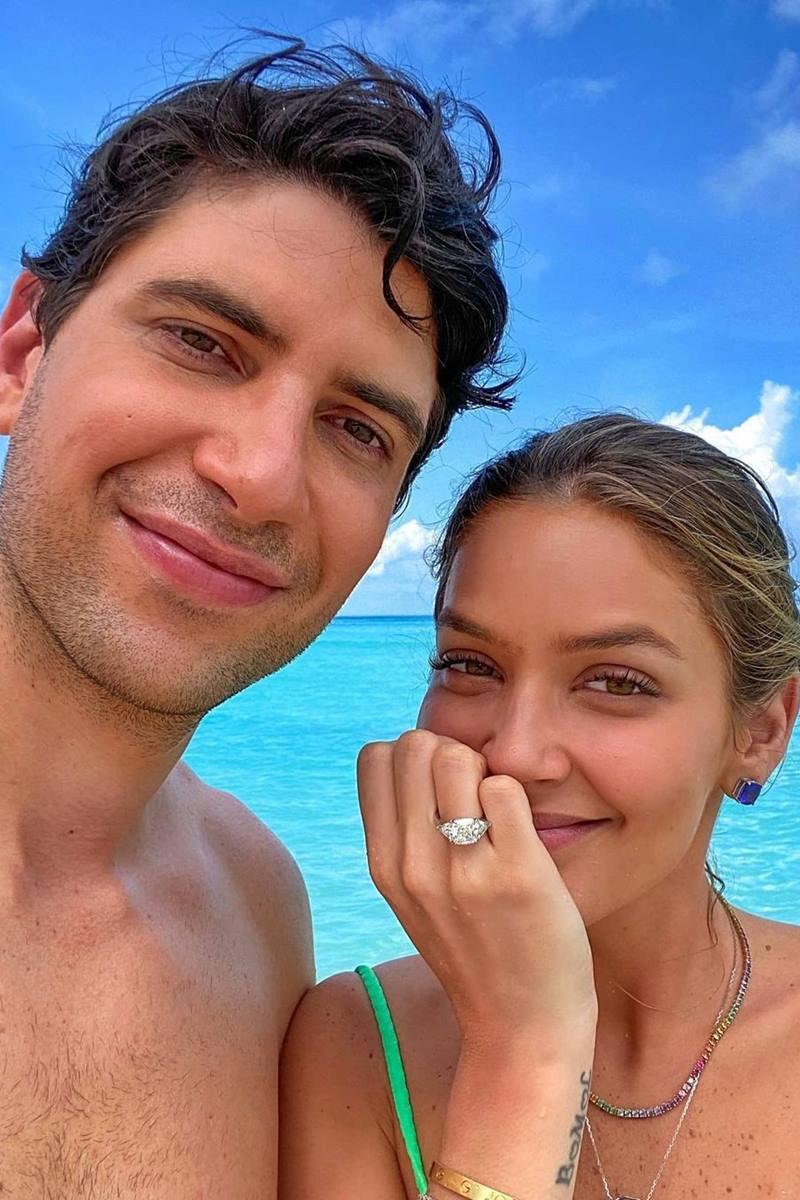 Rodrigo Klamt e Marcella Tranchesi