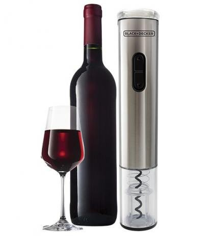 Abridor de vinho inox