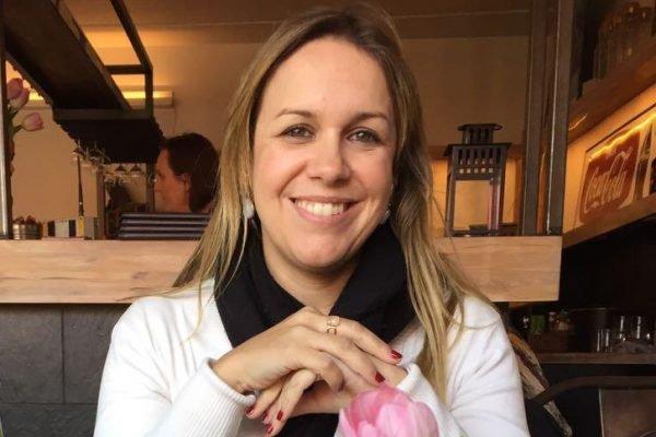 Bibiana Lima - voluntária da vacina Johnson & Johnson