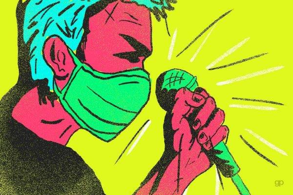 Músicas e protesto