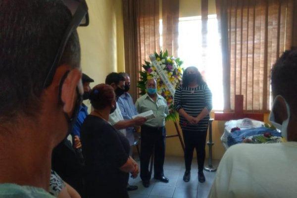 enterro João Beto