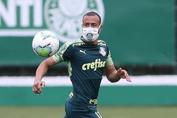 Palmeiras covid