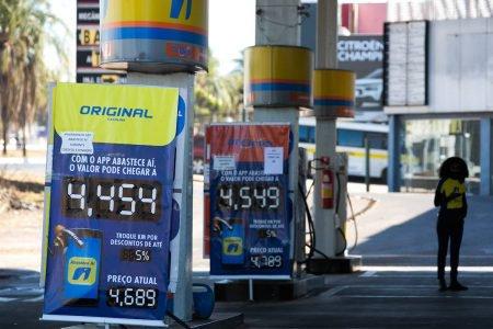 Aplicativo de postos de combustivel dão desconto no abastecimento