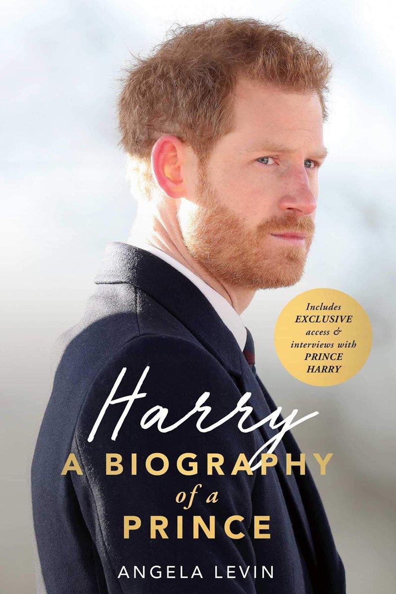 Biografia do príncipe Harry