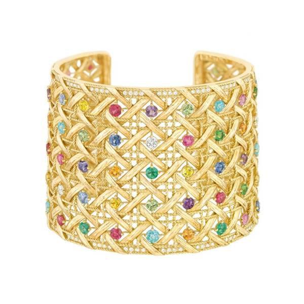 Bracelete - Victoire De Castellane For Dior