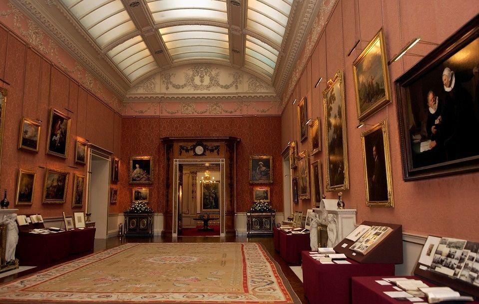 Galeria de Quadros do Palácio de Buckingham