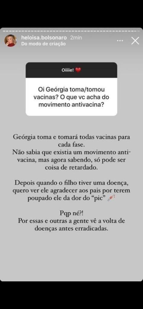 Heloísa Bolsonaro