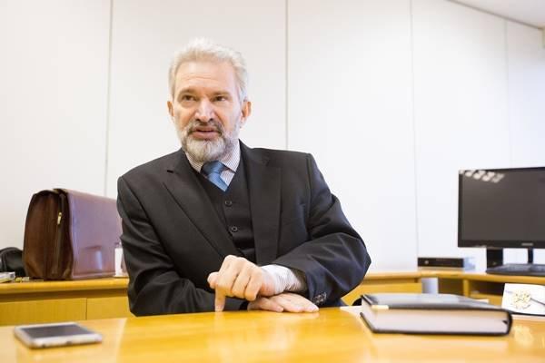 O desembargador Diaulas Costa Ribeiro é ex-integrante do Ministério Público