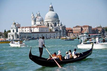 paisagem da cidade de veneza