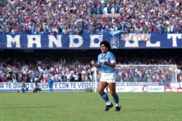 Maradona San Paolo Napoli