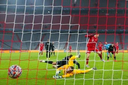 Bayern vence na Champions