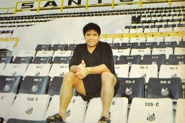 Maradona Santos