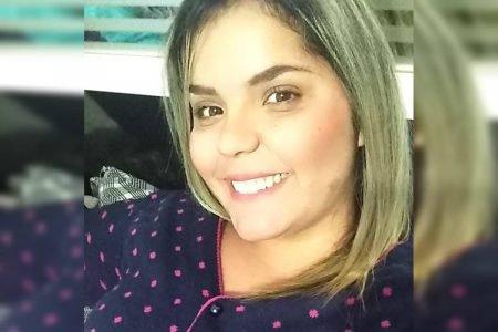 Fernanda Stefany, vítima de acidente no interior de São Paulo