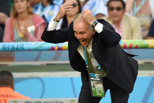 Alejandro Sabella, ex-técnico da seleção da Argentina