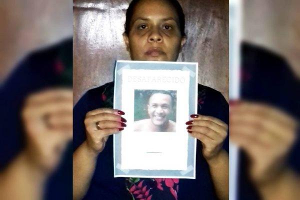 Claudio dos Santos Gonçalves, desaparecido