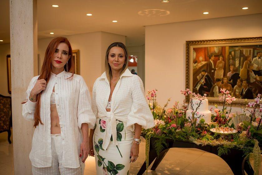Mima Marys e Vanessa Lemos