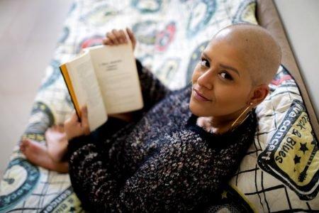 Mayara Freitas Sobreviveu ao cancer e superou a obesidade_