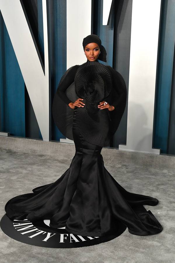Modelo Halima Aden