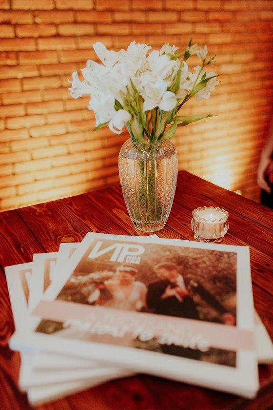 Lançamento da Revista VIP Noivas