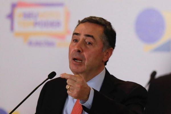 ministro Luiz Roberto Barroso tse eleicoes 2020 apuracao votos brasil 1