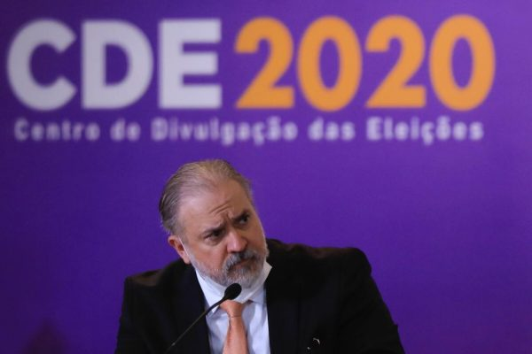Augusto Aras Procurador-Geral da República tse eleicoes 2020 apuracao votos brasil 8