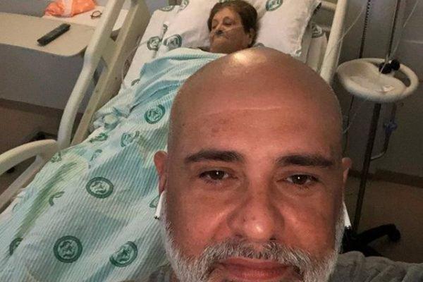 Ex-goleiro Marcos lamenta morte da mãe