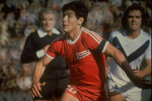 Maradona Argentino Juniors